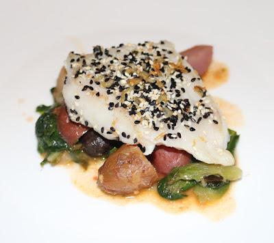 Fork Restaurant - Golden Tilefish