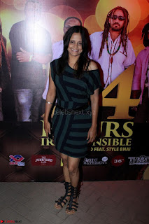 Shibani Kashyap Launches her Music Single led 24 Hours Irresponsible 019.JPG