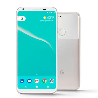 Google Pixel 2/XL 2 - concept designs | leaked GFXBench specs