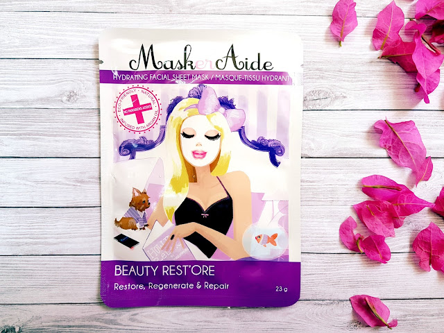 MaskerAide Sheet Masks