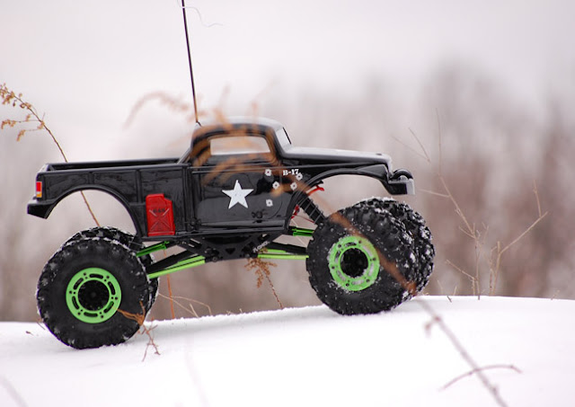 Building the Axial AX10 Scorpion RC Crawler Kit