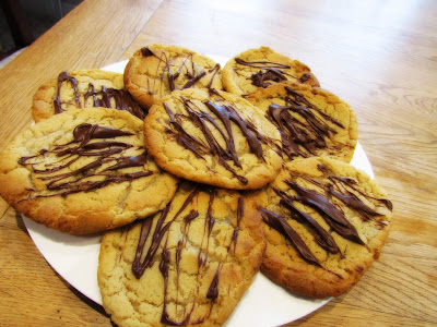 Nutella Cookies!