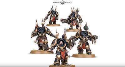 Leaked Havoc Pics and Terminators
