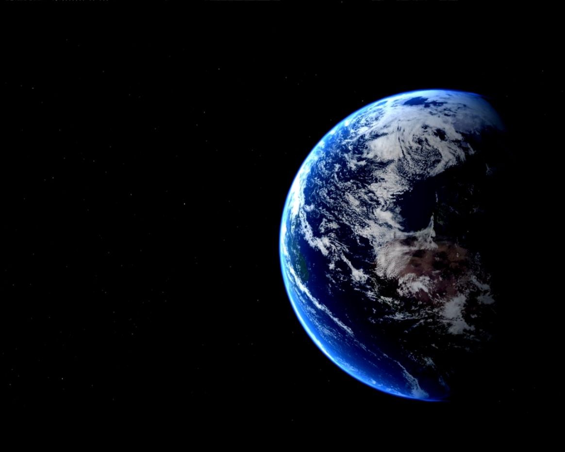 Earth From Space Wallpaper Wallpapers Zones