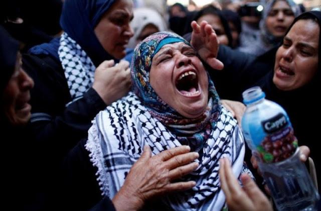 Serangan fatal Israel kelamkan libur Idul Fitri di Gaza