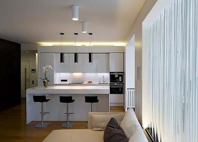 kitchen set-apartemen