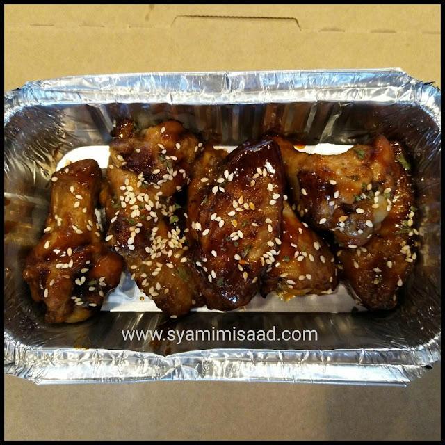 Kepak Ayam Haseyo