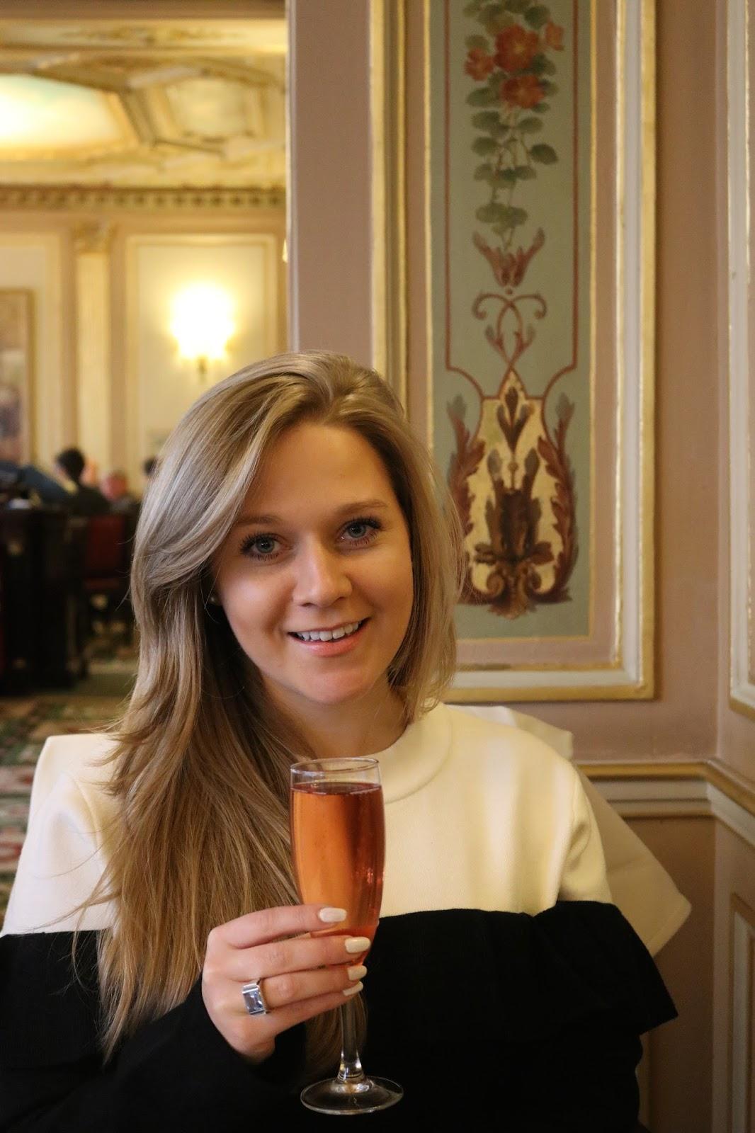 Cafe De La Paix, Paris, France, KALANCHOE, Katie Heath