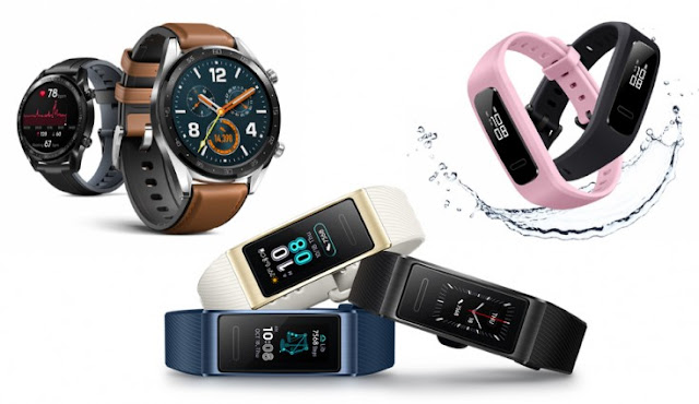 gadgets, Huawei Watch GT, Huawei Band 3 Pro, Huawei Band 3e, Huawei, smart watch price, smart watch, new Huawei Watch GT features, features, news, technology,