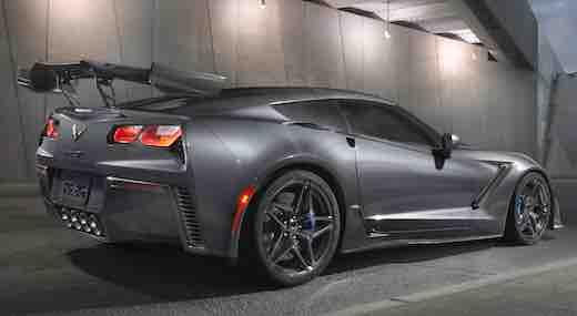 2019 Chevrolet Corvette ZR1 Price
