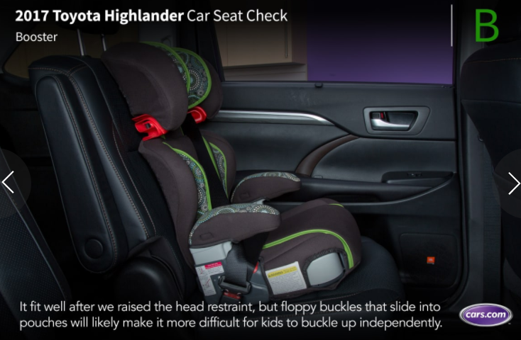 It Shocked Me To Know That Not Every Car Is Seat Friendly Cars Has A Really Neat Feature On Their Website Where They Review New For