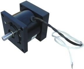 stepping motor brake