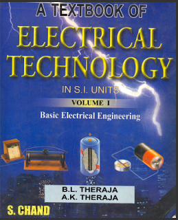 DOWNLOAD ELECTRICAL TECHNOLOGY VOLUME-1 B L Thereja BOOK PDF