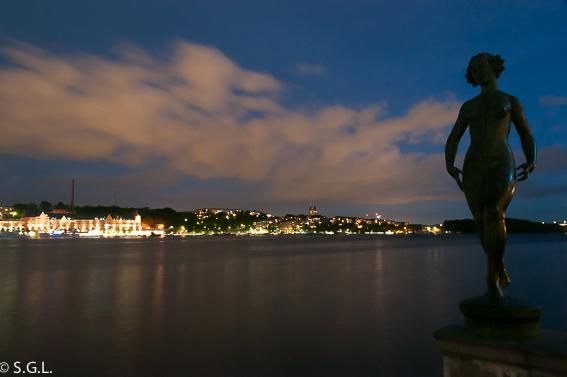 Desde el ayuntamiento de Estocolmo-Nocturna. 7 cosas que no te puedes perder de Estocolmo