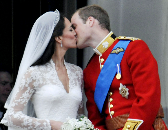 Casamento Real: William e Kate Middleton