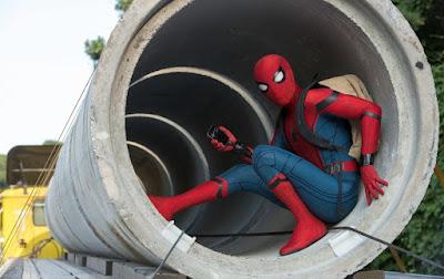 """""""Человек-паук: Возвращение домой""""  2017 г.  реж. Джон Уоттс"""