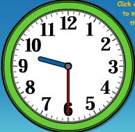 ingilizce yarım saatler nasıl söylenir