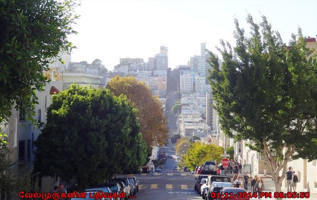 SFO Lombard Street