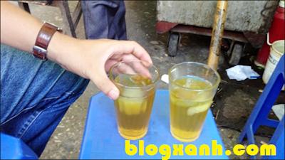 Khởi nghiệp và cốc trà vỉa hè 2 nghìn đồng