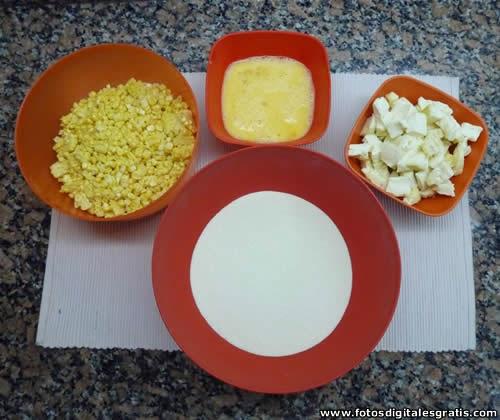 comida naturista,comida natural,receta naturista,maiz,choclo,comida sana