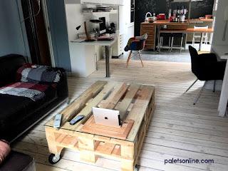 mesa de centro mueblesconpalets.com