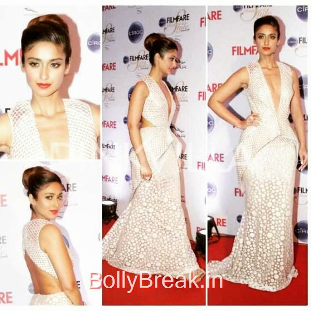 ileana dcruz , amita gg ar wal , filmfare 2015 ,, Hot Images Of Ileana D'Cruz  at Ciroc Filmfare Glamour & Style Awards