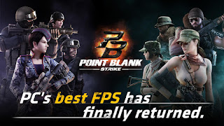 Point Blank Strike Mod Apk