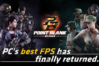 Download Point Blank: Strike Mod Apk v2.5.2 (Unlimited Ammo, No Reload, No Recoil)