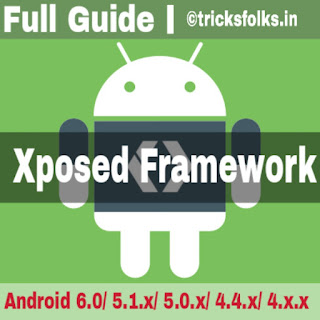 Full Guide] How to install Xposed Framework On Android