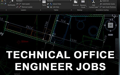 Technical Office Engineer proficient in Autodesk Revit Navisworks Primavera Newforma