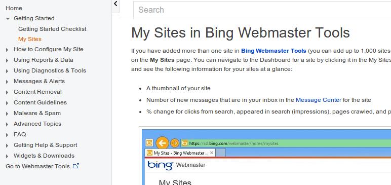 Δηλωστε το ιστολογιο σας στη Yahoo και στη Bing