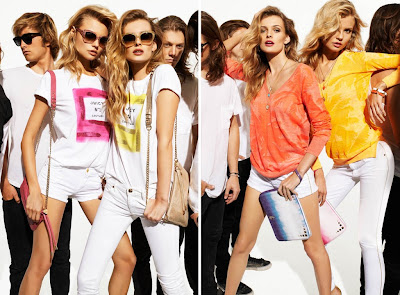 Lookbook: Juicy Couture Summer 2013 Catalogue