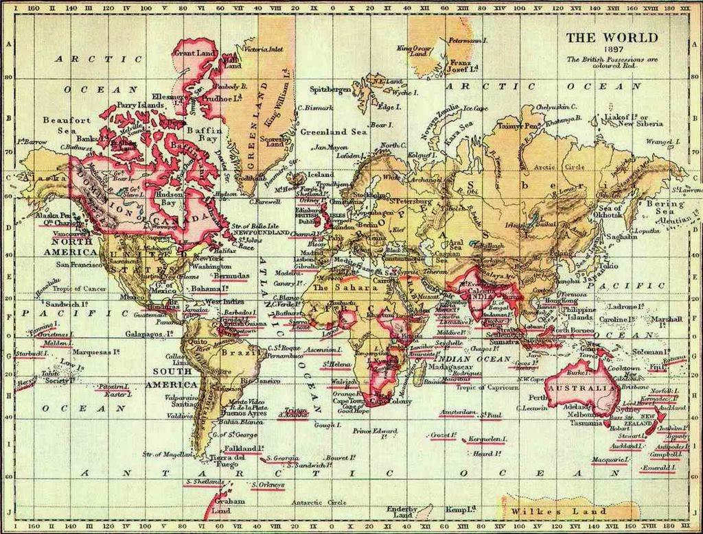 Inghilterra prima della Prima Guerra Mondiale