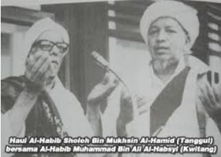 SHOLAWAT MANSYUB AL HABIB SHOLEH BIN MUCHSIN AL HAMID (Habib Sholeh Tanggul)