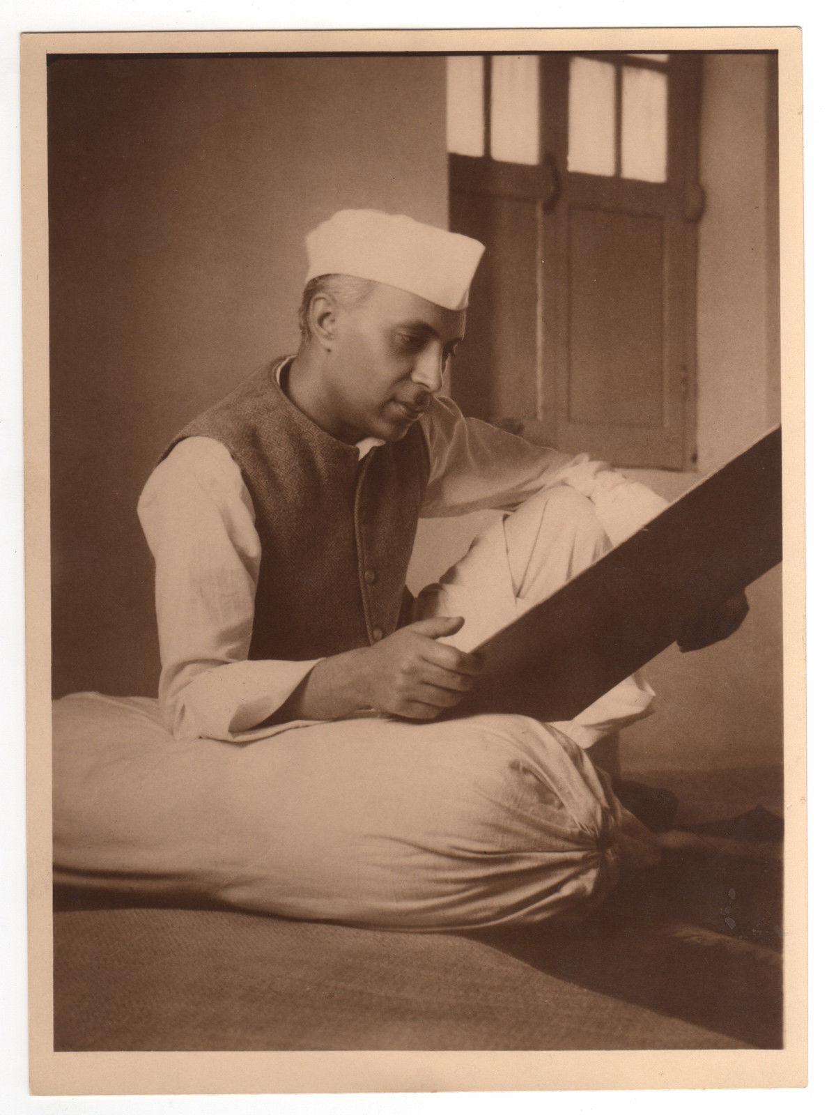 Jawaharlal Nehru in 1940's