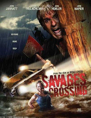 Savage 2011 Dual Audio Hindi Dubbed 720p DVDRip Esub Poster