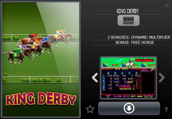 Derby games online gambling crap show wear 2012