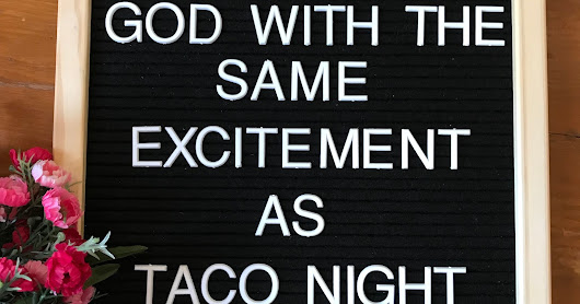 On God and Tacos