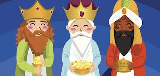 Wise Men (Melchor, Gaspar and Baltasar)