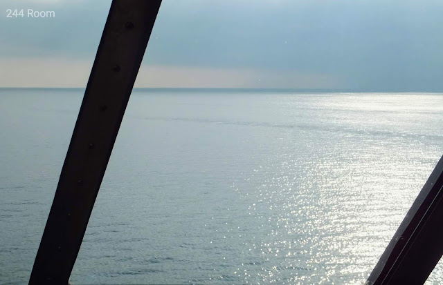 Tallinksilja line Megastar ferry view