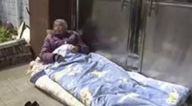 Lagi-Lagi Masalah Uang, Hingga Anak Ini Tega Usir Ibunya & Tidur Diluar Rumah