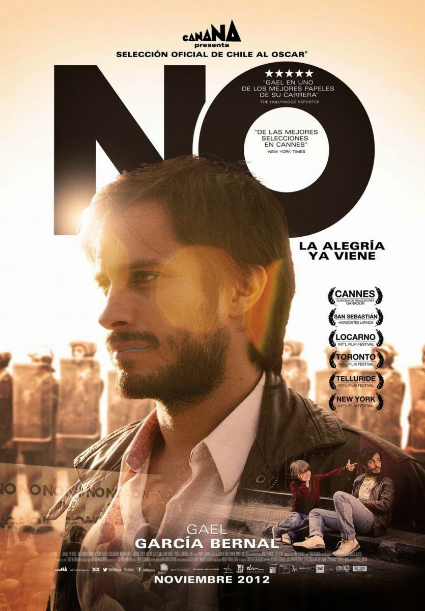 No (2012) DVDRip ταινιες online seires oipeirates greek subs