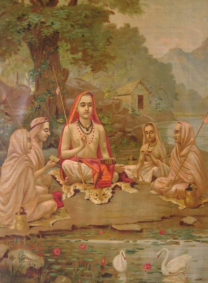 Guru-Sishya Parampara - The teacher-disciple lineage