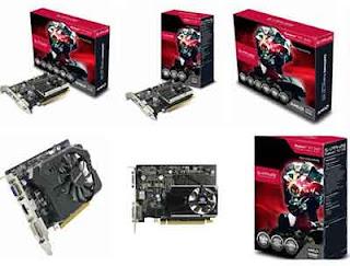 SAPPHIRE Radeon tipe R7 240 1GB GDDR5 w/Boost vga buat game berat