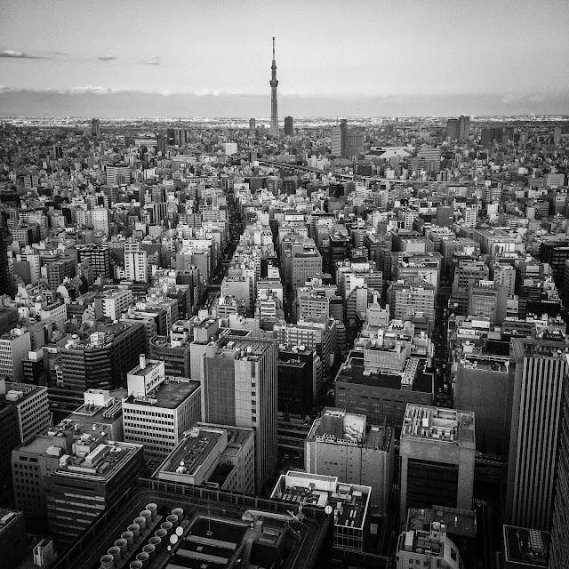 صورة / طوكيو / مدونة إيهاب عثمان