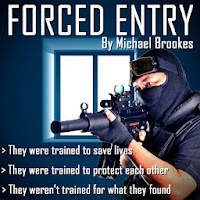 Cover for Forced Entry Audio Drama