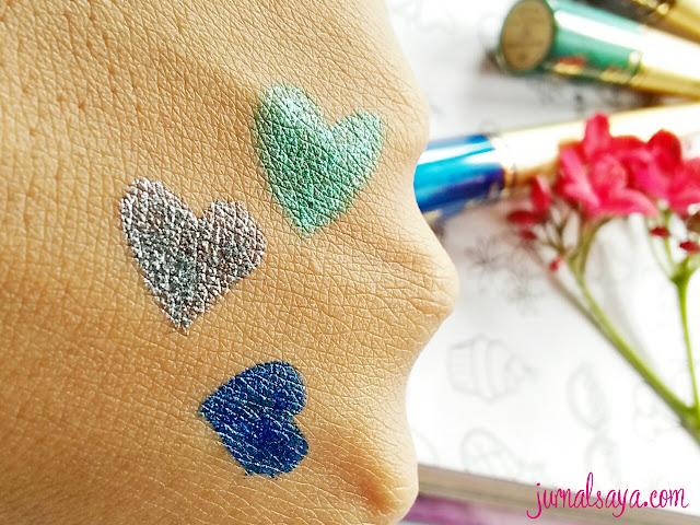eyeliner warna warni yang murah