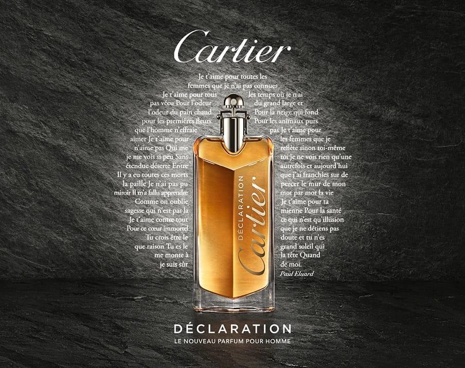 b83fb6be0d2 PDD - Perfume do Dia  Cartier Declaration Parfum - Avaliação Resenha ...