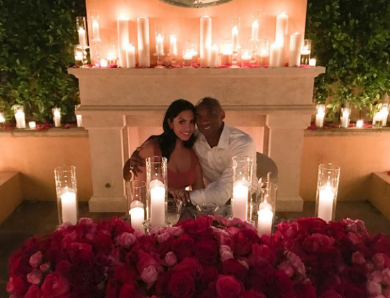 kOBE AND vANESSA celebrate 15 wedding anniversary