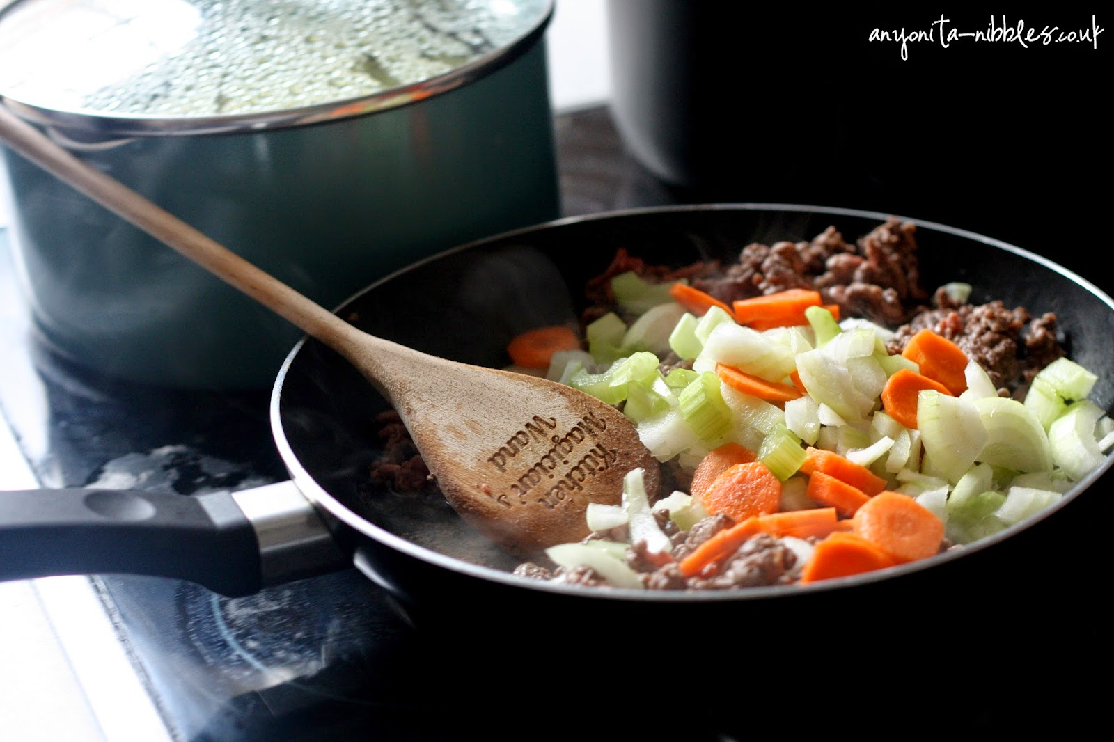 Cottage pie filling from Anyonita-nibbles.co.uk